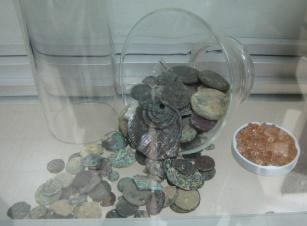 עתיקות בארי מטבעות